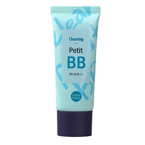 Holika Holika Petit BB Cream Clearing ВВ-крем для проблемной кожи с экстрактом чайного дерева