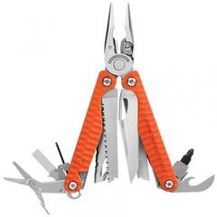 Мультитул Leatherman Charge+ 832782 orange с чехлом