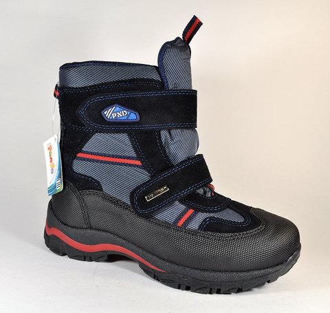 Зимние ботинки Panda 0328-12