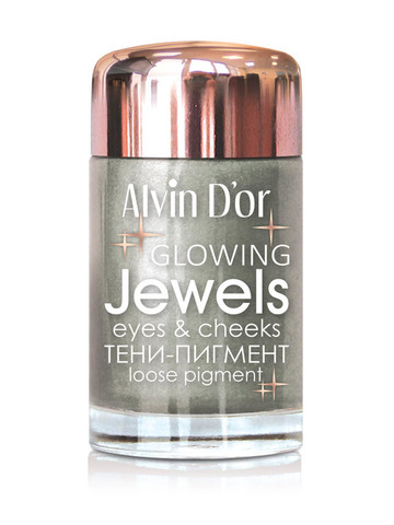Alvin D`or AES-17 Тени-пигмент для век Jewels  тон 13 ,3г