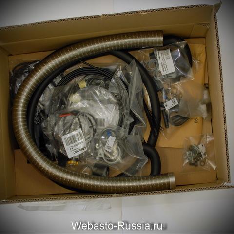 Комплект Webasto Thermo Pro 90 12V дизель 4