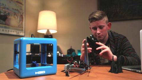 3D-принтер M3D - Micro 3D