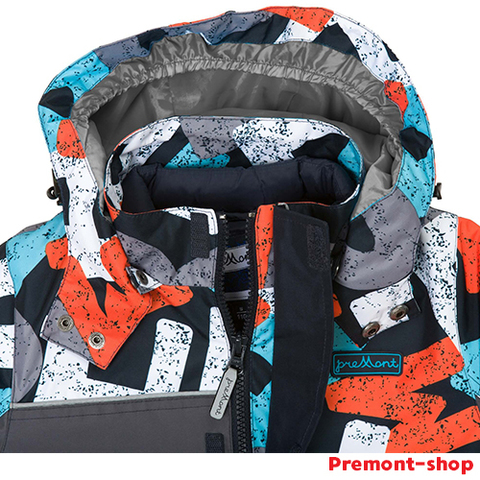 Горловина куртки Premont S18264 Краски Сент-Джонс