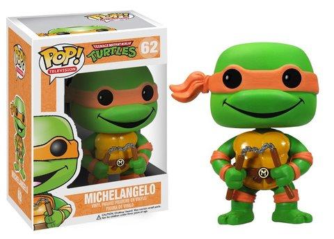 Фигурка Funko POP! Vinyl: TMNT: Michelangelo  3345