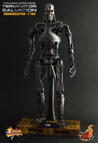 Terminator 4 Salvation - T-700 Endoskeleton