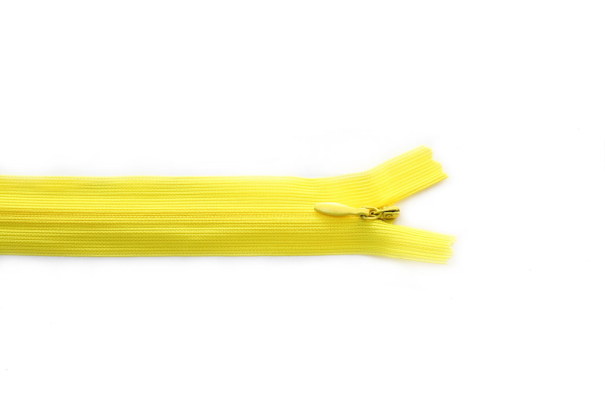 Молния,20 см, желтая