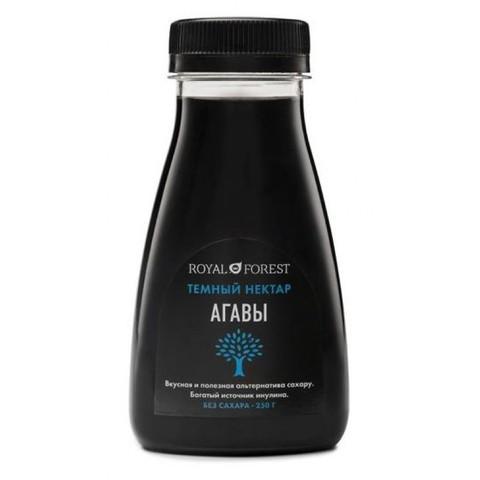 Сироп агавы (тёмный)