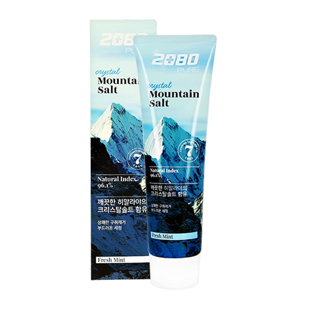 Зубная паста 2080 Гималайская соль