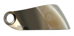 Визор Shark S600-S900/Openline/Ridill, зеркальный золотой