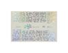 Фольга для дизайна ногтей серебро галогеновое 42 купить за 120руб