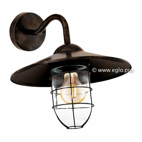 Уличный светильник Eglo MELGOA 94863