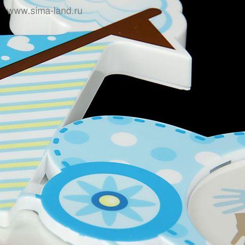 Фоторамка пластик на 3 фото 7,5х7,5 см, 8х8 см, 9х13 см