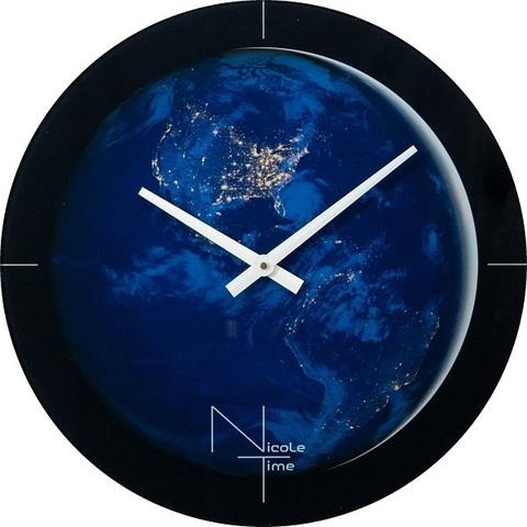 Настенные часы Nicole Time NT521