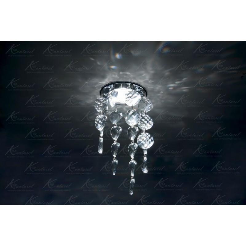 Встраиваемый светильник Kantarel Wavelet CD 030.3.1