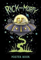 Постербук Рик и Морти