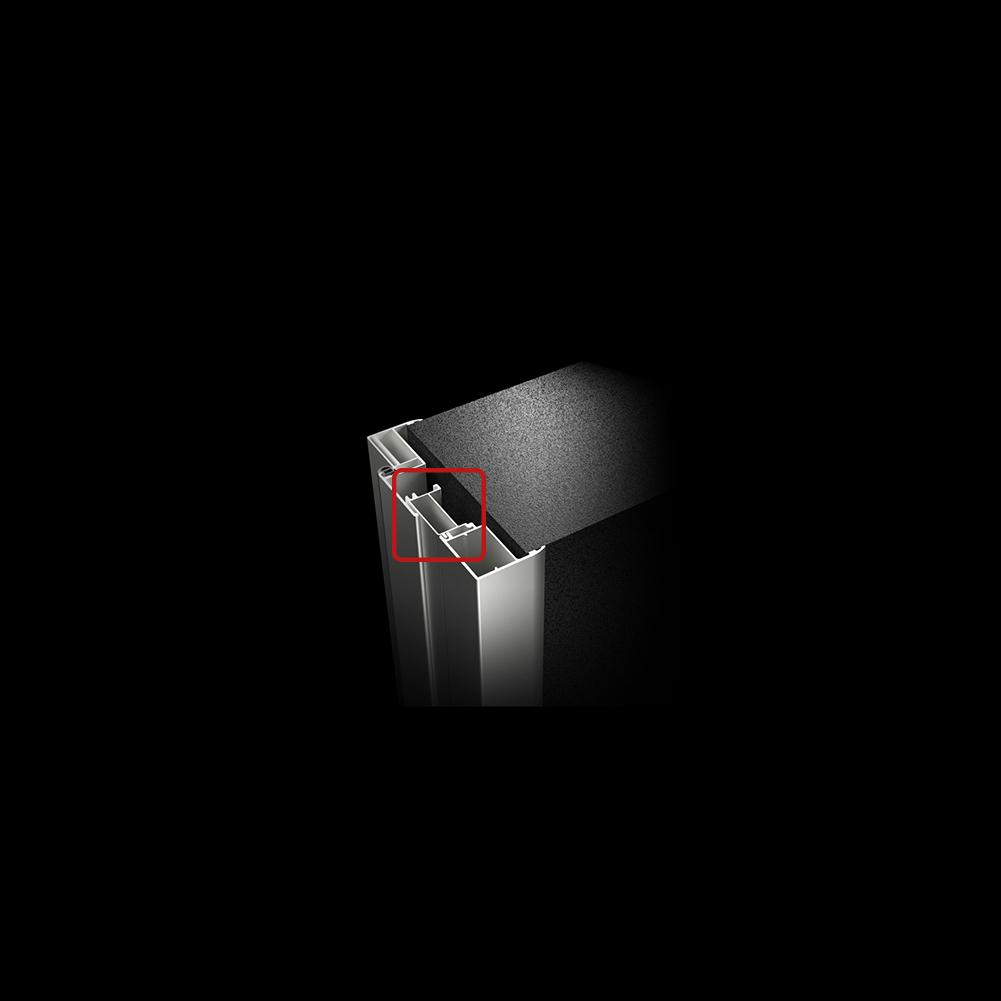 Для стеклянных дверей Добор к алюминиевой дверной коробке dobor-alum--dvertsov___копия.jpg