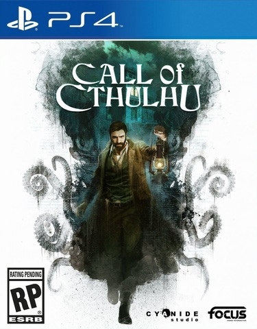 Call of Cthulhu (PS4, русские субтитры)