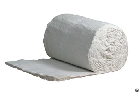 Каолиновая вата (плотность 128 кг/м3; 96 кг/м3)