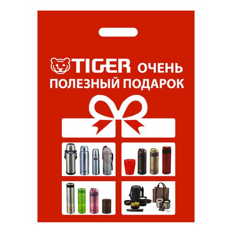 Пакет Tiger -  пластиковый, 50 х 37 см