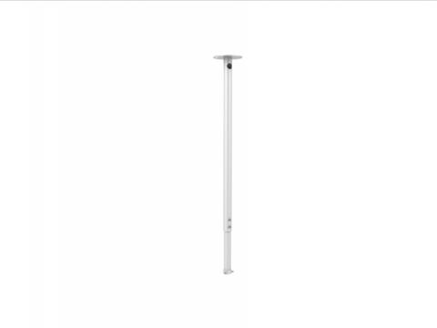 Удлинитель для подвесного кронштейна Hikvision DS-1667ZJ-P