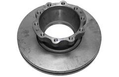 Диск тормозной на МАН, колёса 17,5 задний  Тормозной диск новый производитель R-Truck (Германия)  OEM MAN - 81508030063  Фаски [мм] P - 176  Высота [мм] H - 118  Диаметр центрирования [мм] d - 154  Количество отверстий - 10  Минимальная толщина [мм] s - 26  Наружный диаметр [мм] D - 335  Размер резьбы M14 x 1,5  Сторона установки - задний мост  Толщина тормозного диска (мм) S - 34