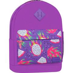 Рюкзак Bagland Молодежный W/R 17 л. 339 Фиолетовый 759 (00533662)