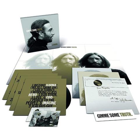 John Lennon / Gimme Some Truth. (4LP)
