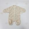 Комбинезон из органического хлопка для маловесных и недоношенных детей