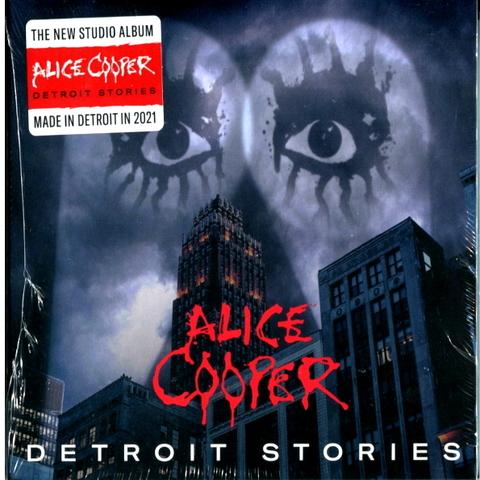 Alice Cooper / Detroit Stories (Digipack Edition)(CD)