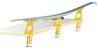 Картинка тиски Toko Ski Nordic из 3-х частей  - 1