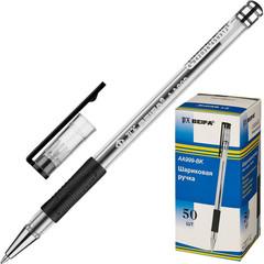 Ручка шариковая Beifa АА 999 черная (толщина линии 0.5 мм)