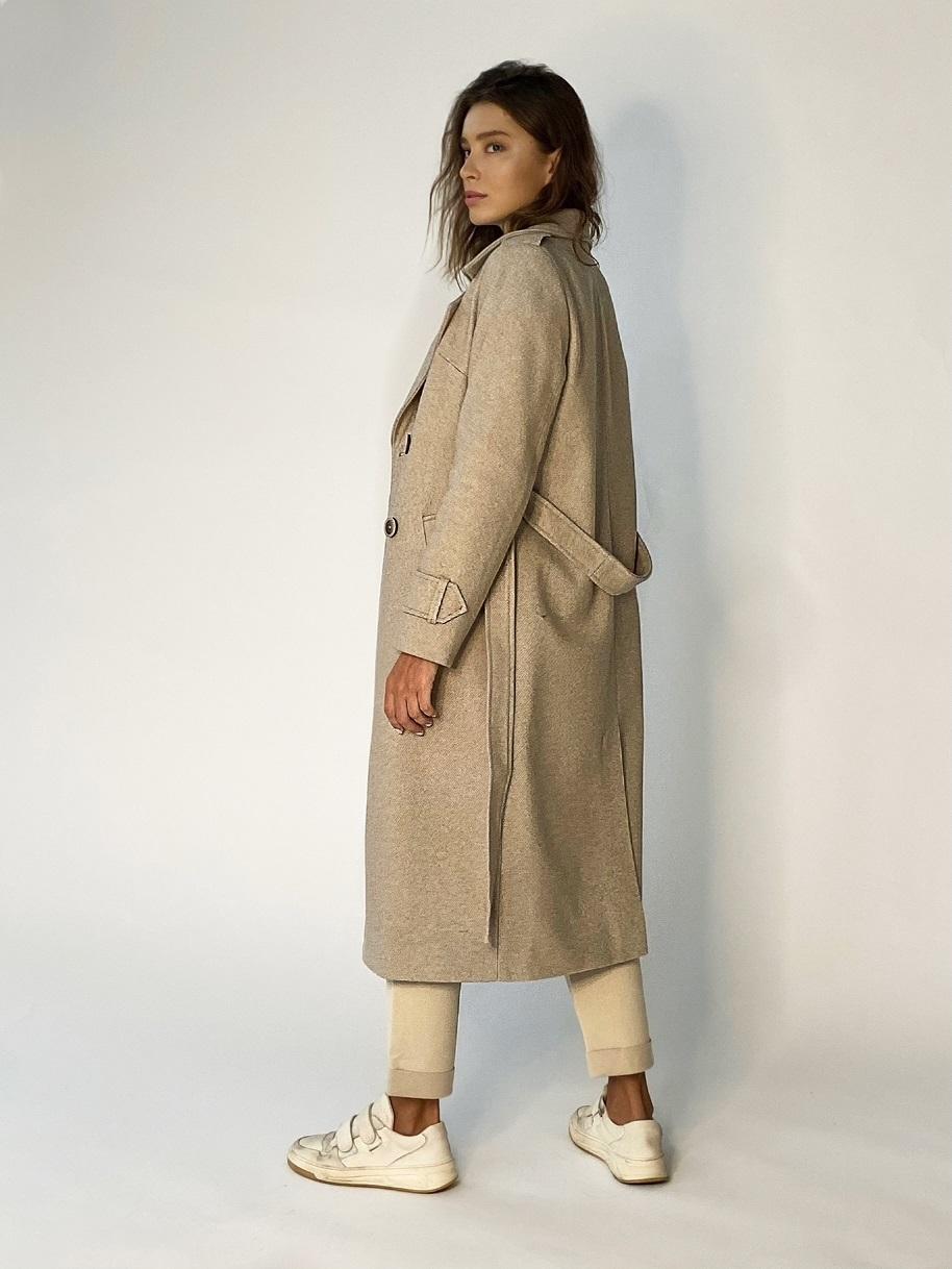 Пальто, Ballerina, Manchester W (молочный)