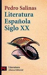 Literatura espanola siglo XX