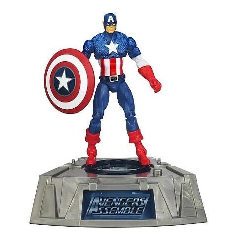 Marvel Collectors Base Figure - Captain America