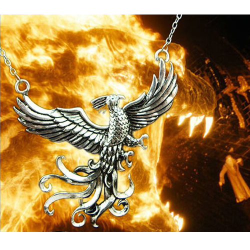 Harry Potter The Phoenix Necklace