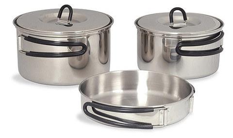 Картинка набор посуды Tatonka Cookset Regular  - 1