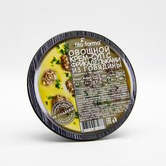 Овощной крем-суп с фрикадельками из говядины Fito Forma 300г