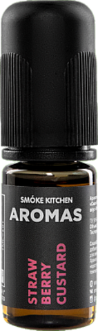 Ароматизатор Aromas 10 мл Клубничный крем (Strawberry Custard)