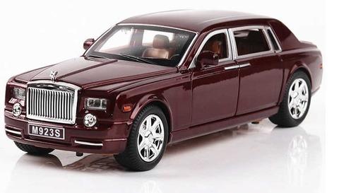 Модель машины Rolls-Royce Phantom