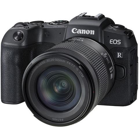 Беззеркальная камера Canon EOS RP с объективом RF 24-105mm F4-7.1 IS STM