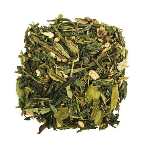 Имбирный зелёный чай