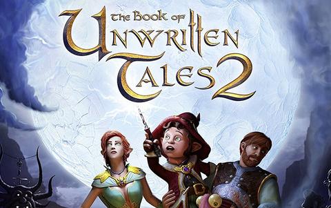 The Book of Unwritten Tale 2 (для ПК, цифровой ключ)