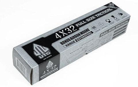 LEAPERS 4X32 TRUE HUNTER CLASSIC (SCP-U432FD)