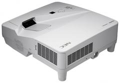 проектор nec um301w wall mount