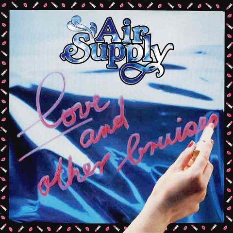 Air Supply / Love And Other Bruises (CD)