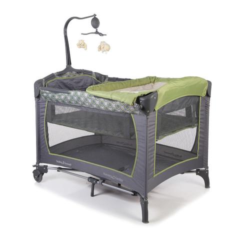 Манеж-кровать Baby Trend