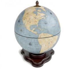 Глобус-бар напольный «Новый свет», фото 3