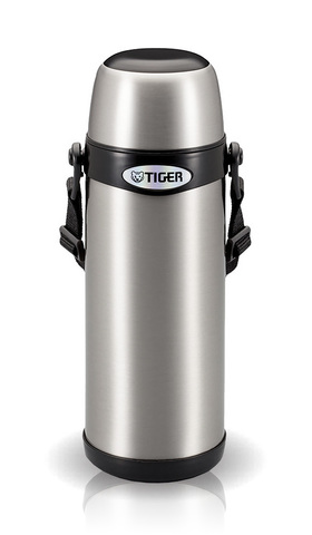 Термос Tiger MBI-A (1 литр), серебристый