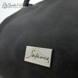 Сумка Саломея 278 графит + черный