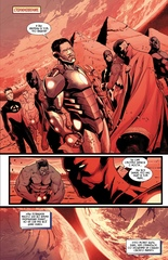 Новые Мстители. Том 3. Идеальный мир